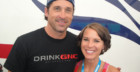 Meeting Patrick Dempsey as Race Grand Marshal